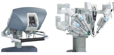 Хирургичен робот да Винчи