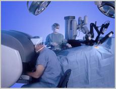 Робот ДаВинчи за рак на простатата